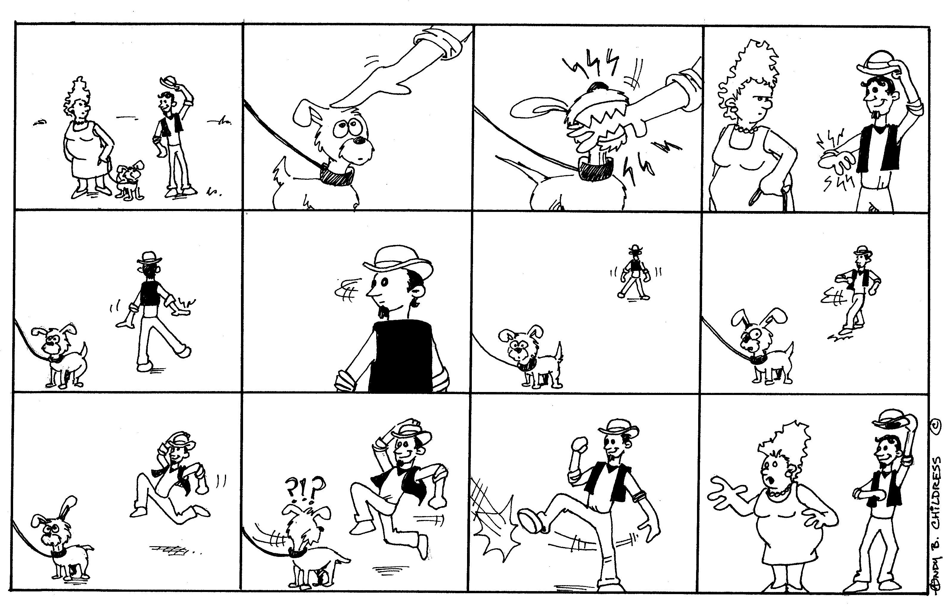 Comic Pictures Without Words Comic Strips With no Words
